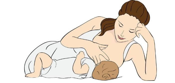 basics of breastfeeding for new moms