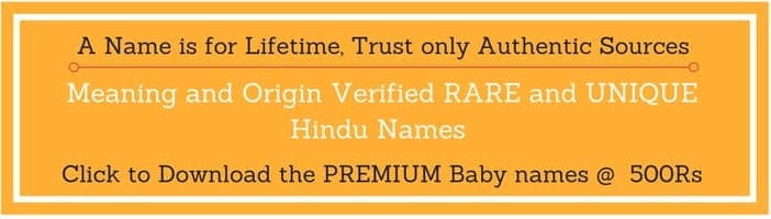 indian baby names list