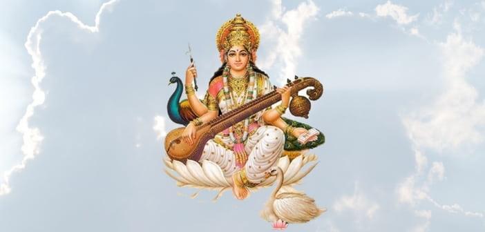 Unique Goddess Saraswati Names for Baby Girls | GoMama247