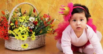 1st birthday dress for girls online shopping india