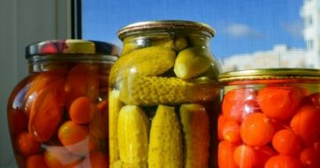 pickled and fermented items during pregnancy
