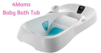 4moms baby bath tub