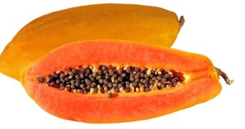 breastfeeding and papaya