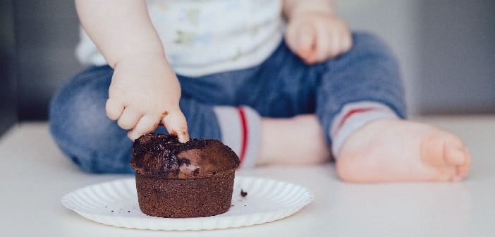 is chocolate healthy for babies