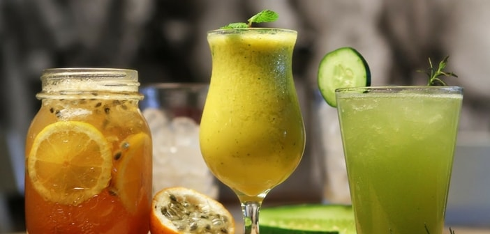 summer drinks for pregnant women and kids