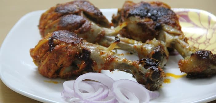 tandoori chicken without oven