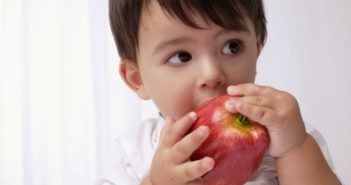 inculcating eating habits in babies