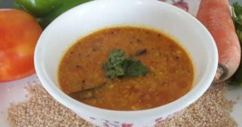 dalia khichadi recipe
