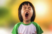 bad mouth smell in kids