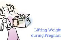 lifting weight during pregnancy