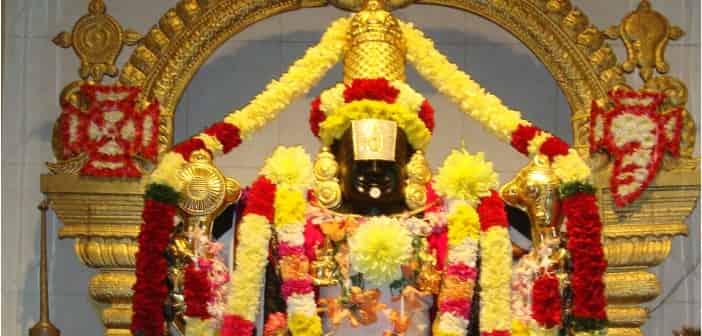 Mesmerizing Baby Boy Names Inspired by Lord Venkateswara