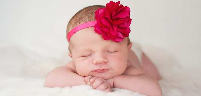 Uncommon Floral Baby Girl Names with Meanings