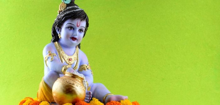 Rare Baby Boy Names Inspired by Lord Krishna