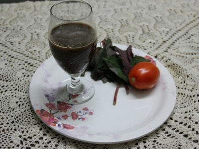 amaranth tomato juice