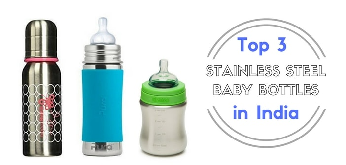 baby bottles steel india online