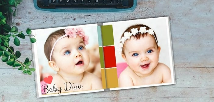 baby photo book online india