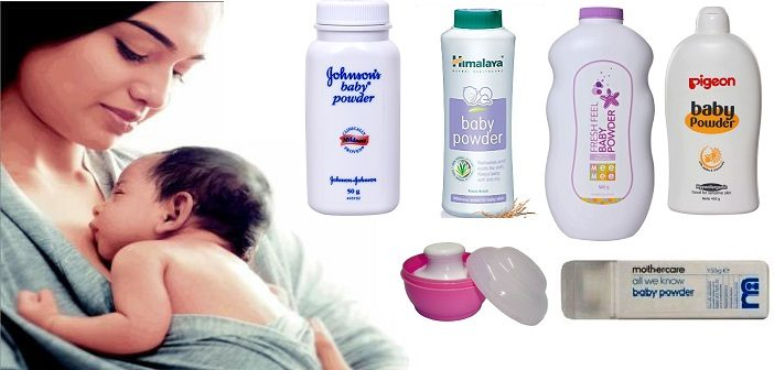 baby powder in india