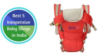 best 5 inexpensive baby slings in india