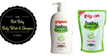 best baby body wash & shampoo in india