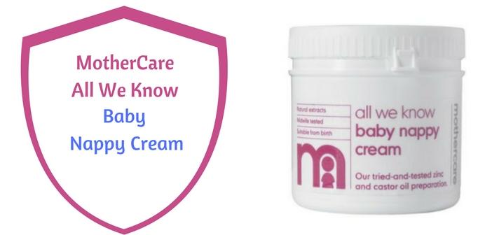 best baby nappy cream