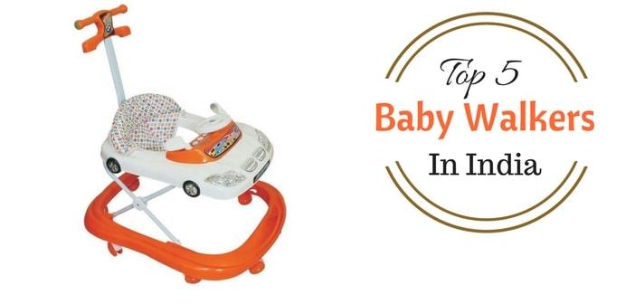 best baby walkers online india