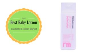 best brand of baby lotion in india
