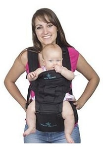 brighter elements baby carrier