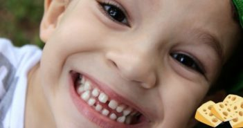 cheese for children's' dental care