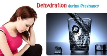 dehydration during pregnancy
