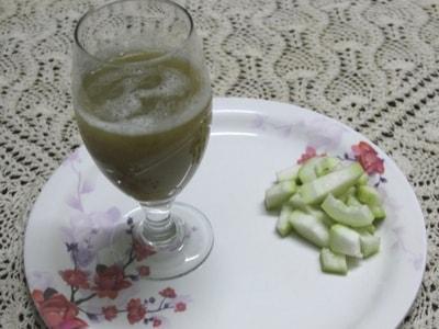 dudhi juice