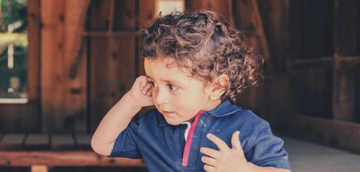 ear infection in toddlers