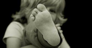 feet health kids