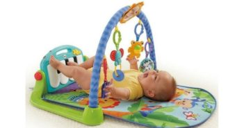 fisherprice baby gym with piano
