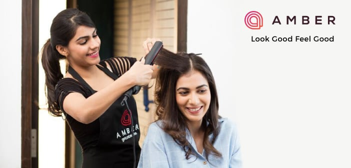 get amber beauty services