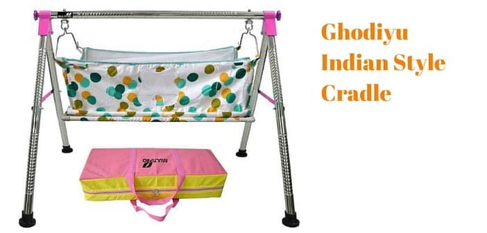 ghodiyu indian style cradle