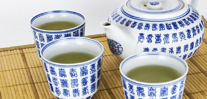 green tea in pregnancy and breastfeeding
