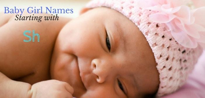 Rare Hindu Baby Girls Names Starting With Sh Gomama247