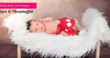 hindu baby girls names