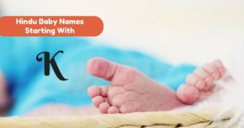 hindu baby names starting with k