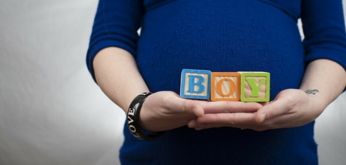 how to know if its a baby boy during pregnancy