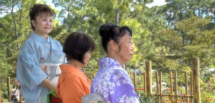 japanese longevity secrets