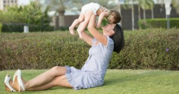 learning how to relax for mothers