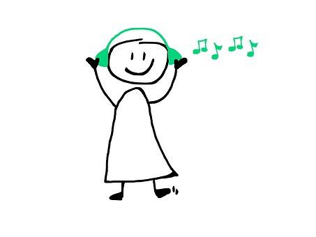 music happy child