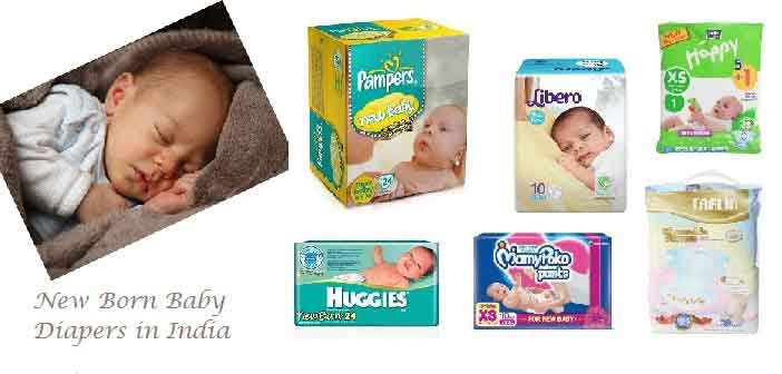 New Born Baby Diapers