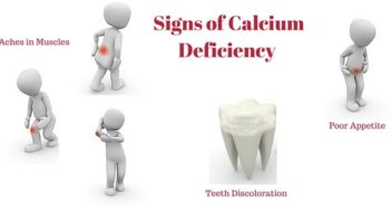 signs of calcium deficiency