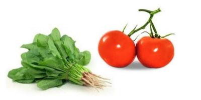 spinach tomato juice