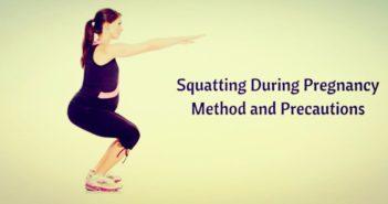 squatting in pregnancy