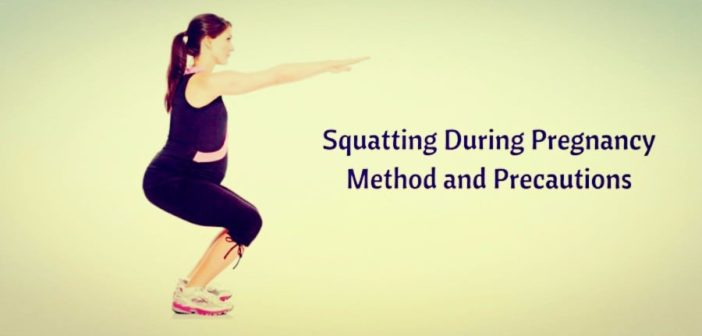 squatting in pregnancy