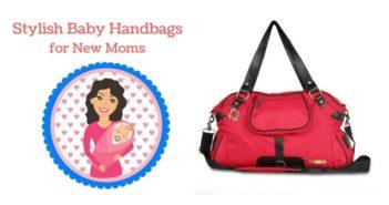 stylish baby handbags for new moms