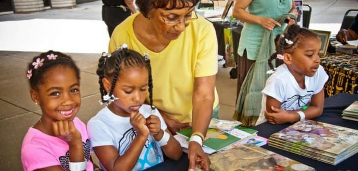 teaching kids how to sew